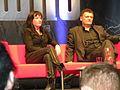 Steven Moffat & Caroline Skinner (7014520119).jpg
