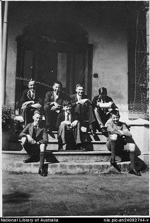 St Gregory's College, Campbelltown - St Greg's Intermediate class, circa 1932