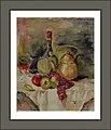 Stilleven in rood groen en koper-Jules Grandgagnage.jpg