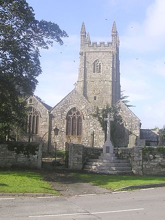 Stithians - Stithians Church