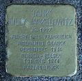 Stolperstein Karlsruhe Lilly Jankelowitz Baumeisterstr 11 (fcm).jpg