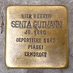 Stolpersteine Regensburg Gutmann.jpg