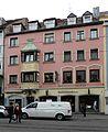 Stolpersteine Würzburg, Wohnhaus Domstraße 68.jpg