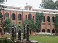 Stonehenge Fountain at Doon School.jpg