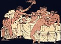 Stories From Virgil, with Twenty Illustrations from Pinelli's Designs - The Fury at the Feast.jpg