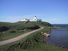 Strathy Point Lighthouse - geograph.org.uk - 931607.jpg