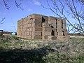 Straw Bale Castle - geograph.org.uk - 712486.jpg