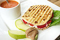 Strawberry & Goat Cheese Panini (8468176541).jpg