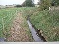 Stream to the south of railway line at Barnham - geograph.org.uk - 598637.jpg