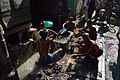 Street Bathing - Tiretta Bazaar Street - Kolkata 2013-03-03 5332.JPG