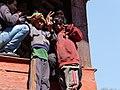 Street Kids Durbah Square Kathmandu (4482167455).jpg