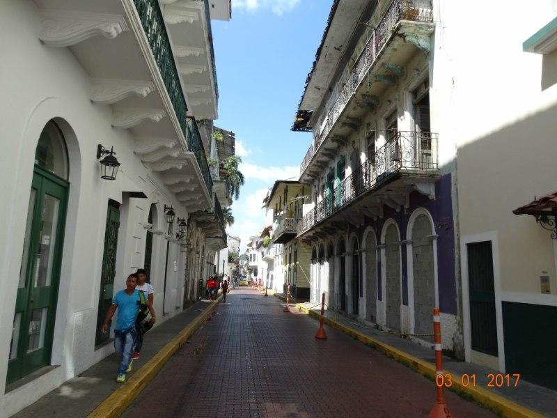 Street in old city yah