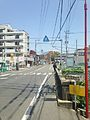Street view near Murasaki Station.jpg