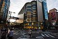 Streetview of Fukuoka downtown, Japan, East Asia.jpg