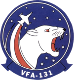 Strike Fighter Squadron 131 (US Navy) insignia c1984.png
