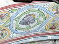 Stubbekøbing - Wandmalerei Chorbogen 2.jpg