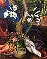Stuppacher Madonna (Detail) Lilienstrauß Matthias Grünewald.jpg