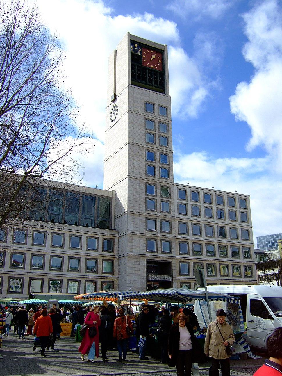 Stuttgart Rathaus01