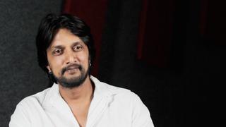 Sudeep Indian actor