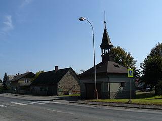 Sukorady (Mladá Boleslav District) Municipality and village in Central Bohemian Region, Czech Republic