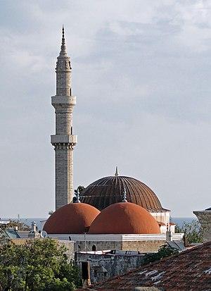 Suleymaniye Mosque (Rhodes) - Image: Suleiman Mosque (Rhodes) 04