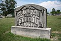 Sullivan, Indiana Graded School sign.jpg