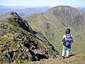 Summit ridge, Stuc a' Chroin - geograph.org.uk - 1611947.jpg