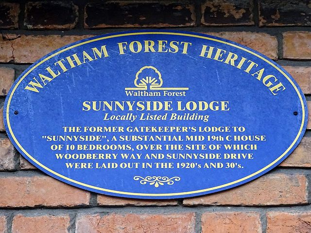 Photo of Blue plaque № 9662