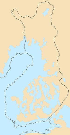 Finland efter senaste istiden
