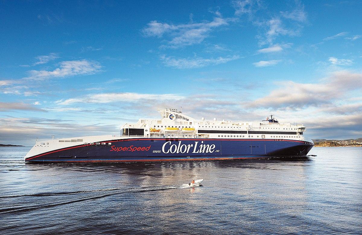 Book color line ferry - Book Color Line Ferry 8