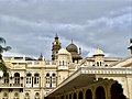 Super structure of Mysore Palace.jpg