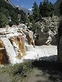 Surya Kund waterfall Gangotri WTK20150915-IMG 0502.jpg