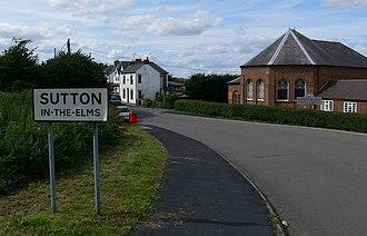 Sutton in the Elms - Sutton in the Elms