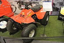 Suzuki Quadrunner  X Review
