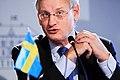 Sveriges utrikesminister Carl Bildt under Nordiska Radets session i Reykjavik pa Island 2010-11-03.jpg