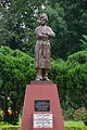 Swami Vivekananda Statue - Bengal Engineering and Science University - Sibpur - Howrah 2013-06-08 9331.JPG