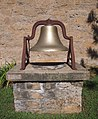 Swedish Evangelical Lutheran Church bell.jpg