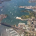 Sydney Harbour (aerial view).JPG