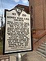 Sydney Park CME Historical Marker, Columbia, SC.jpg