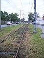 Szeged 3-as villamos Fonógyári úti szakasz 2010-09-06.JPG