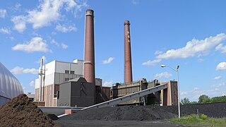 T. B. Simon Power Plant