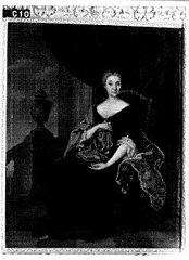 Hermanna Catharina Romswinckel? (1674-1754). Echtgenote van Reinier Verschoor