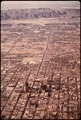 THE VIEW OF PHOENIX'S URBAN SPRAWL FROM 4000 FT. SOUTH MOUNTAIN IN BACKGROUND - NARA - 544073.tif