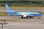 TUIfly Nordic, SE-RNA, Boeing 737-8 MAX (42435279904).jpg