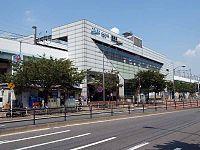 TWR Shinonome-station east.jpg