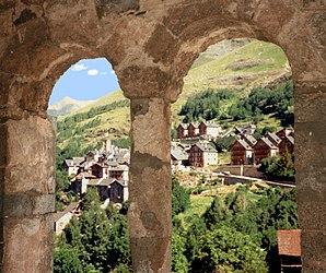 View from Campanar de Sant Climent