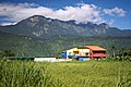 Taiwan 2009 HuaLien Farmers Residence by Field and Mountain FRD 6158.jpg