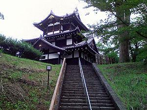 Jōetsu, Niigata - Takada Castle