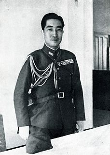 Prince Tsuneyoshi Takeda second and last heir of the Takeda-no-miya collateral branch of the Japanese Imperial Family