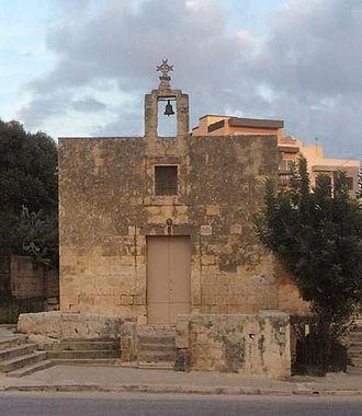 San Ġwann - Tal-Gharghar Chapel